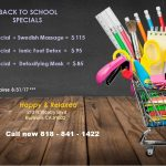BACK TO SCHOOL 22